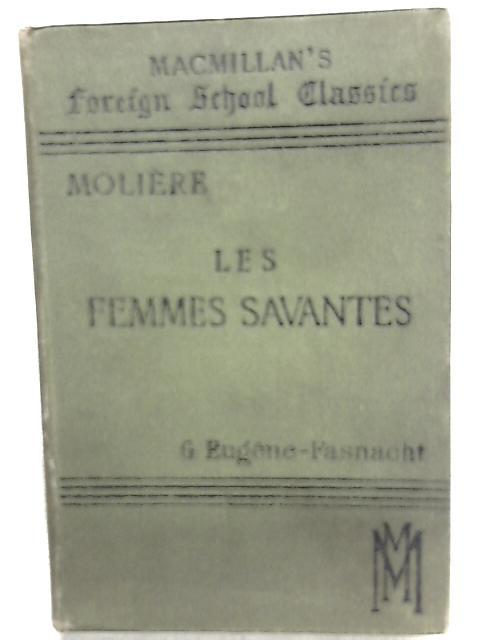 Les Femmes Savantes by Moliere