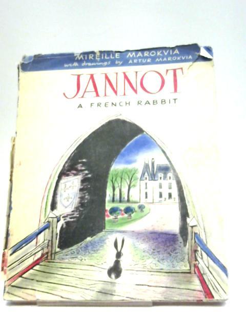 Jannot By Mireille Marokvia