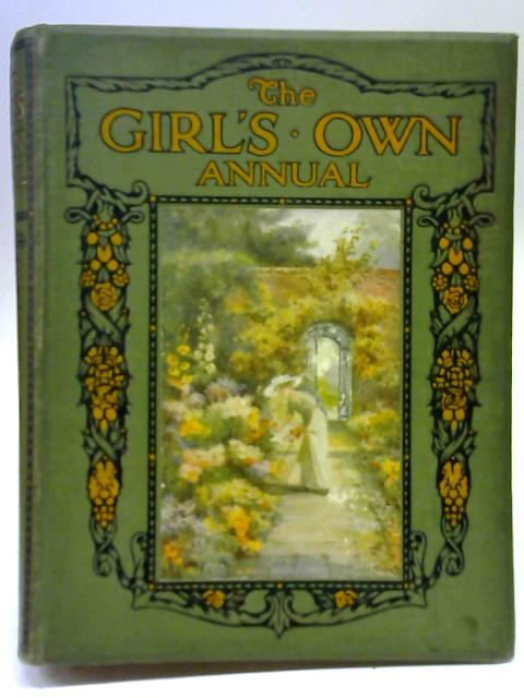 The Girl's Own Annual By Various