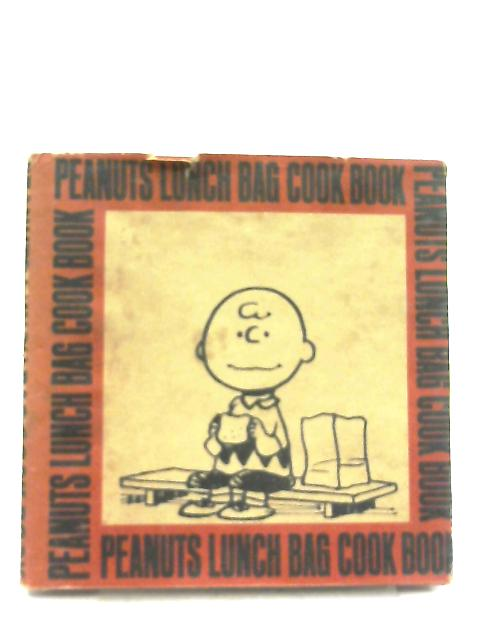 Peanuts Lunch Bag Cook Book By June Dutton