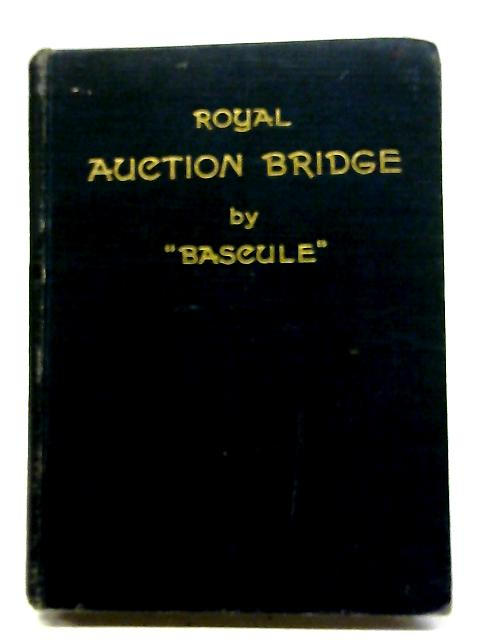Royal Auction Bridge By Bascule