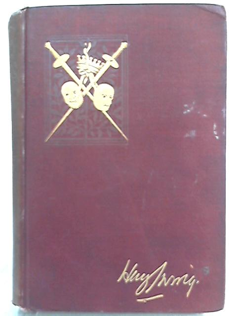 Henry Irving, in England and America 1838-1884 By Frederic Daly