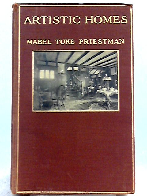 Artistic Homes By Mabel Tuke Priestman