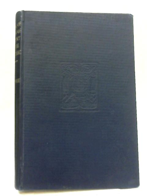 Manual of The Law Of Liferent And Fee In Scotland By William Jardine Dobie