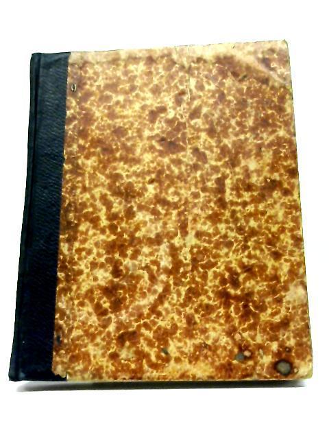 Meetboek No 11 Van Den Opnemer, Saint Martin, 1913 (Measurement Book of W. A. Jonckheer) By W. A. Jonckheer