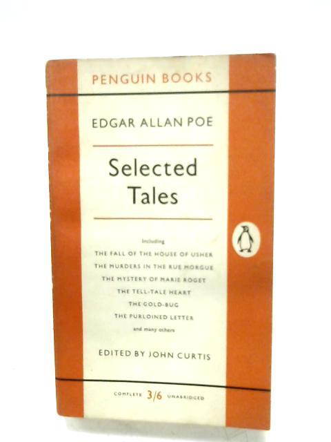 Selected Tales By Edgar Allan Poe
