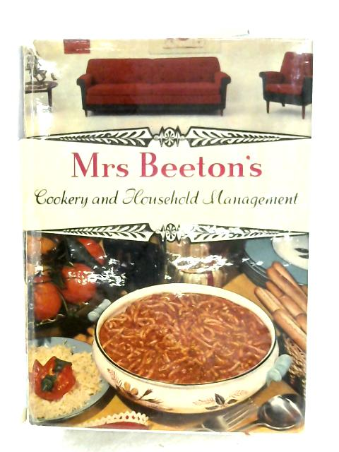 Mrs Beeton's Cookery And Household Management By Mrs. Beeton