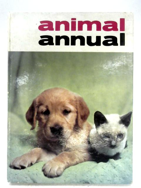 Animal Annual By Anon