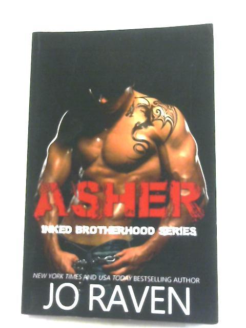 Asher (Inked Brotherhood 1) By Jo Raven