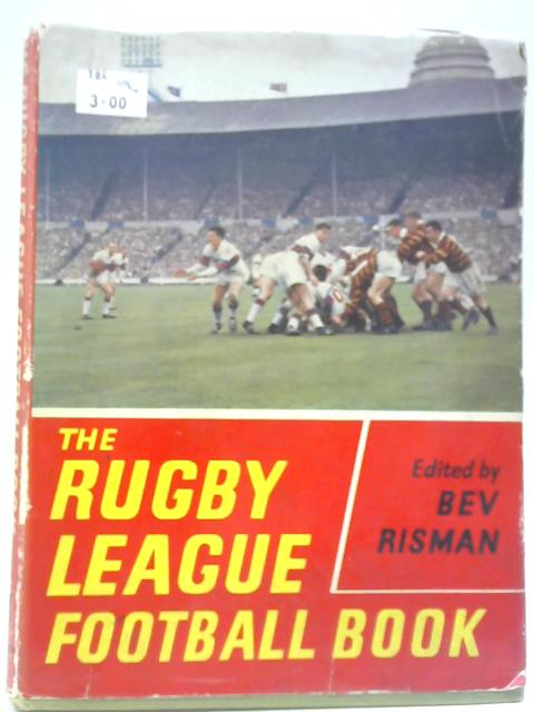 The Rugby League Football Book By Bev Risman