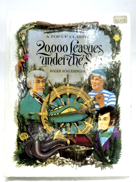 20,000 Leagues Under The Sea By Albert G. Miller