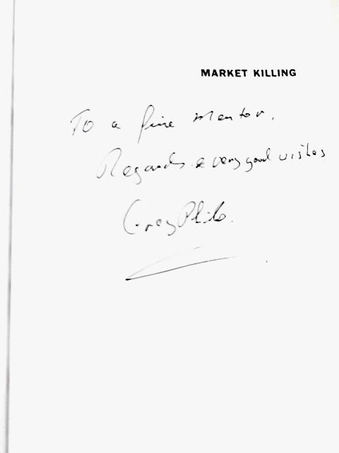 Market Killing By Greg Philo and David Miller