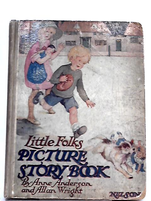 Little Folks Picture Story Book by