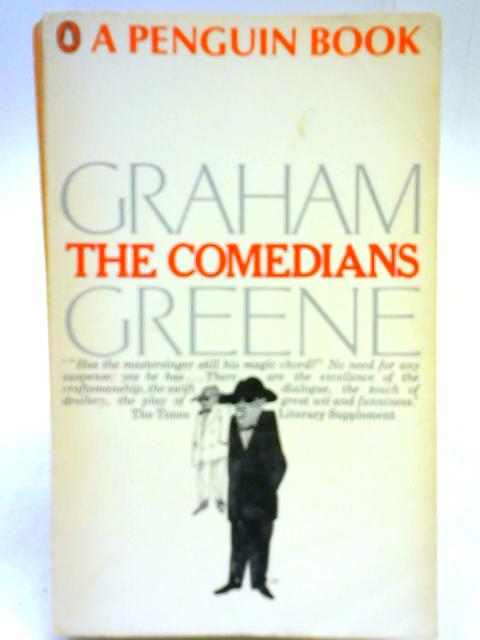 The Comedians By Greene Graham