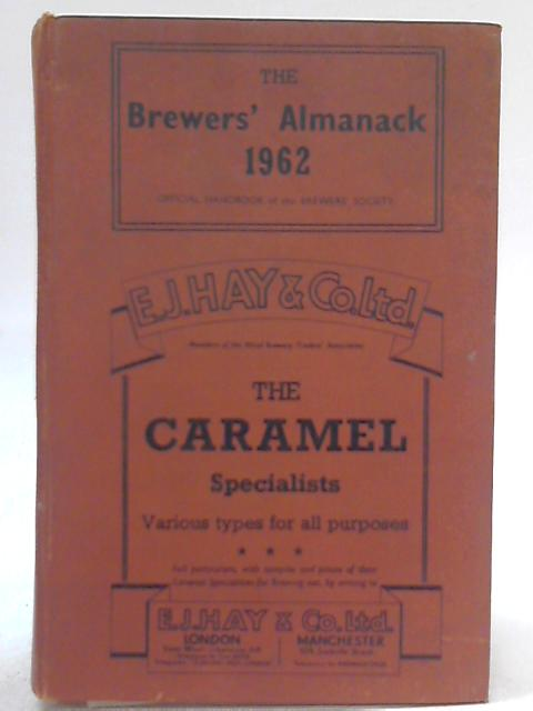 The Brewers' Almanack 1962 By Unknown Author