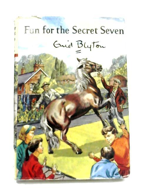 Fun for the Secret Seven by Enid Blyton