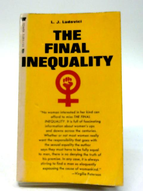 The Final Inequality by L.J. Ludovici