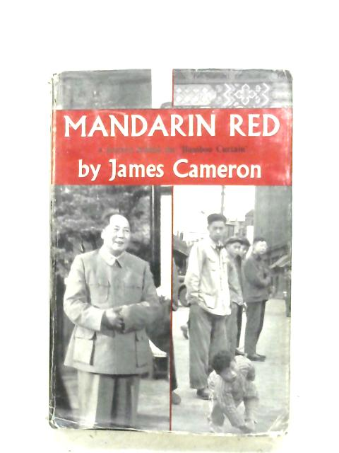 Mandarin Red by James Cameron