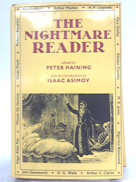 The Nightmare Reader By Peter Haining (Ed.)