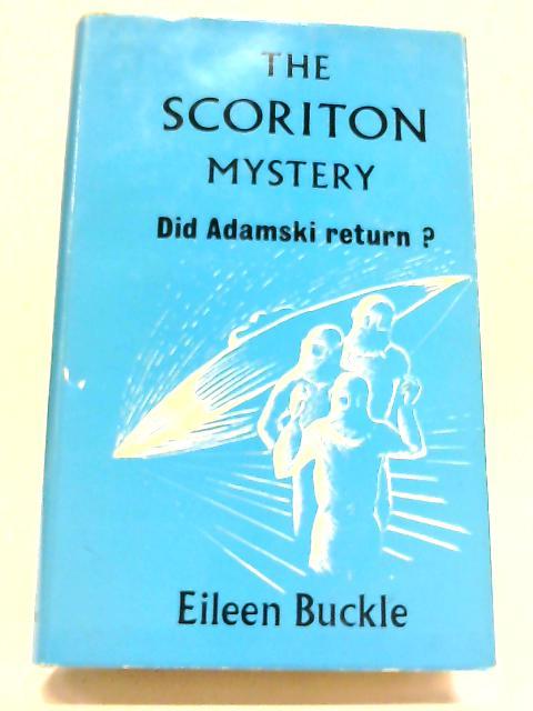 The Scoriton Mystery by Eileen Buckle