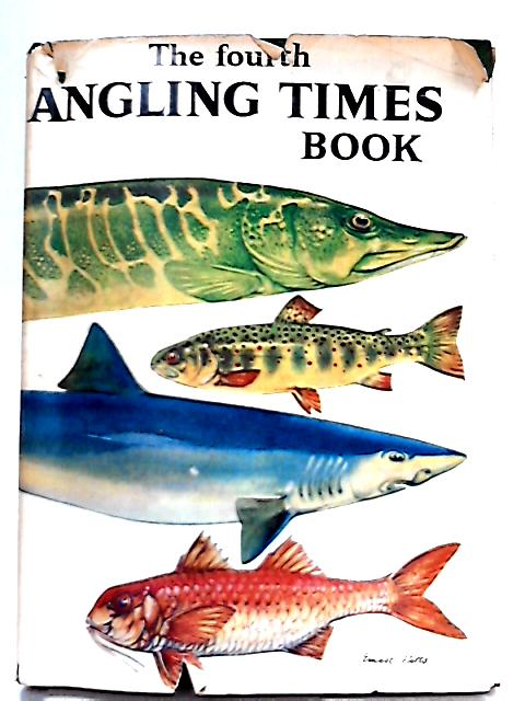 The Fourth Angling Times Book By Peter Tombleson, Jack Thorndike