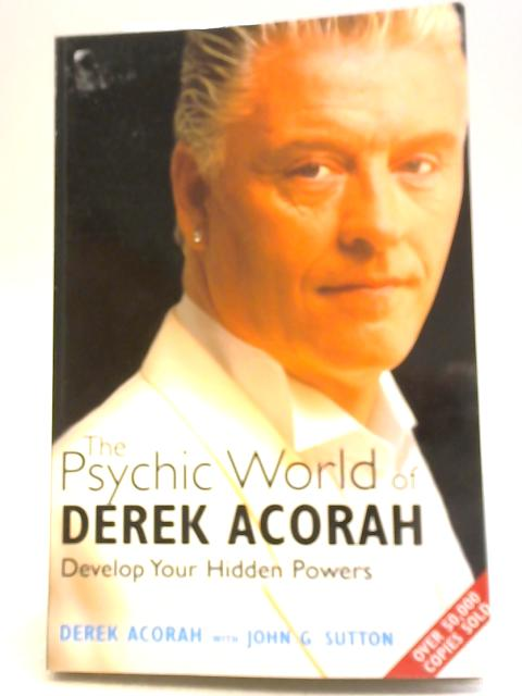 Develop Your Hidden Powers By Derek Acorah