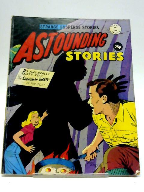 Astounding Stories - Strange Suspense Stories No. 165 by Various