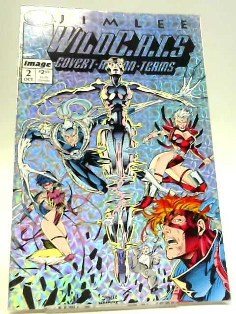 Wild C.A.T.S. Covert Action Teams No 2 By Jim Lee