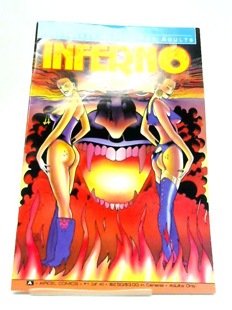 Inferno #1 (of 4) By Watson Portello