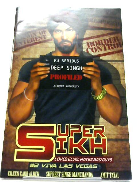 Super Sikh #2 Viva Las Vegas By Various