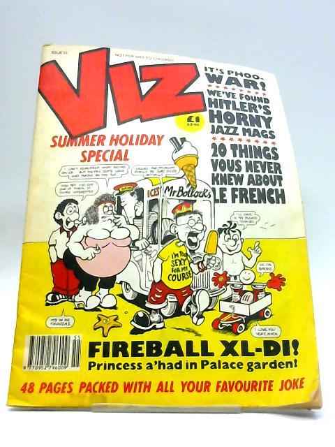 VIZ Issue 55 By House of Viz