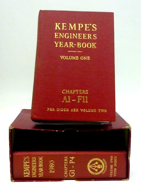 Kempe's Engineers Year-book, 1980: Volumes I & II By J. P Quayle (ed.)