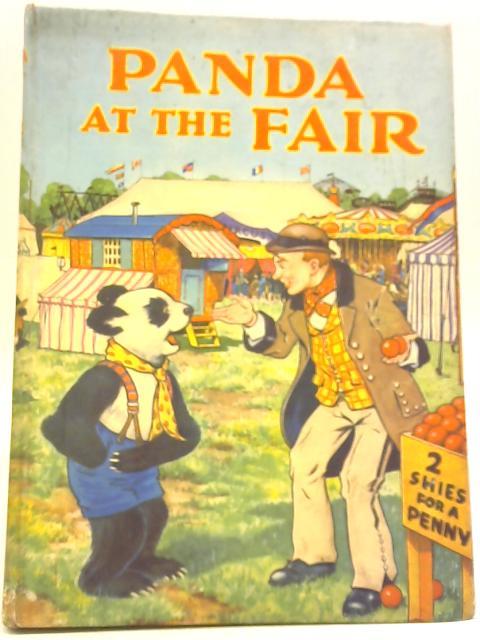 Panda at The Fair by Anon