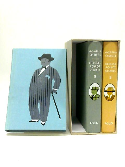 Complete Hercule Poirot Short Stories 3 Volumes by Agatha Christie