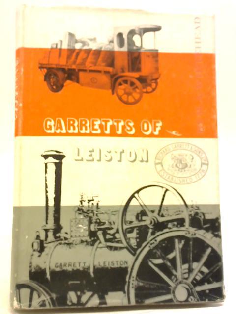 Garretts of Leiston By R A Whitehead