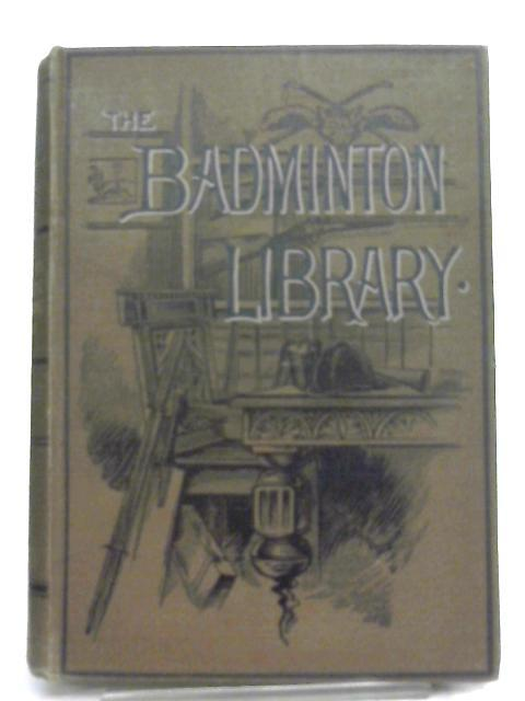 Tennis, Lawn Tennis, Rackets, Fives (The Badminton Library) By J. M. Heathcote