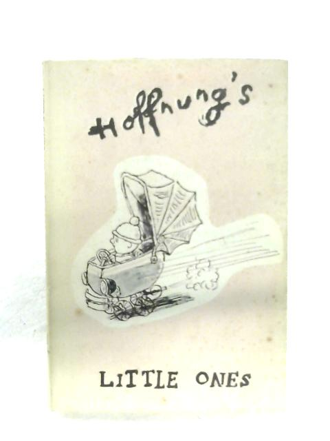 Hoffnung's Little Ones By Gerard Hoffnung
