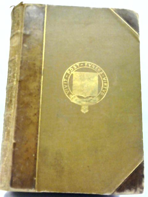 A Students' Textbook Of Botany By S.H. Vines
