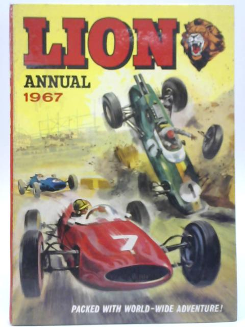 Lion Annual 1967 By Fleetway Publications