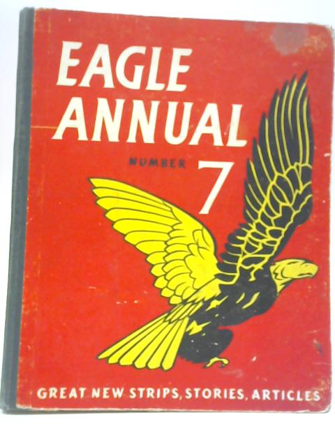 Eagle Annual No. 7 By marcus Morris