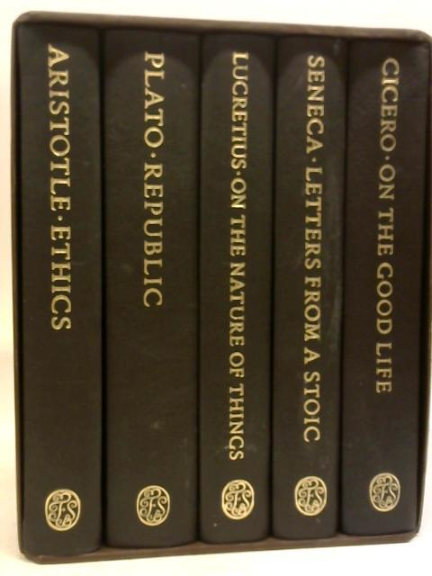 Great Philosophers of the Ancient World 5 Volume Set By Various