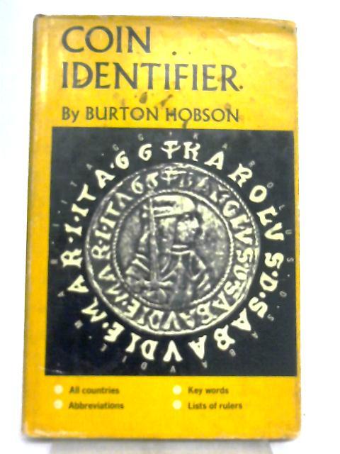 Coin Identifier By Burton Hobson