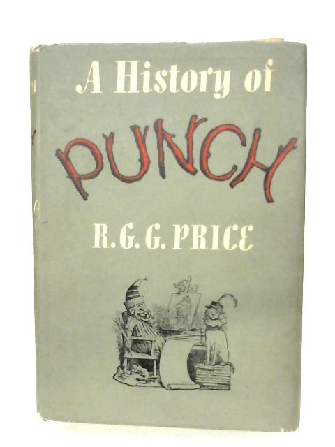A History Of Punch By R. G. G. Price