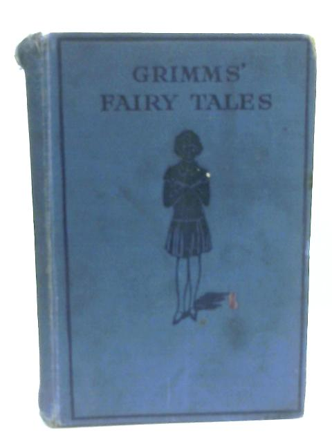 Grimm's Fairy Tales By None Stated