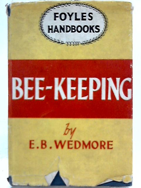 Successful Bee-keeping By E. B. Wedmore