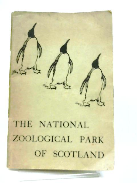 The Scottish National Zoological Park by T. H. Gillespie