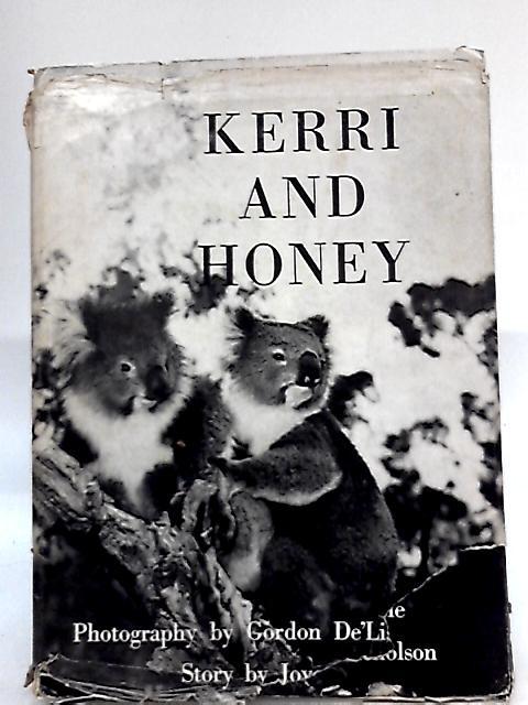 Kerri and Honey By Joyce Nicholson