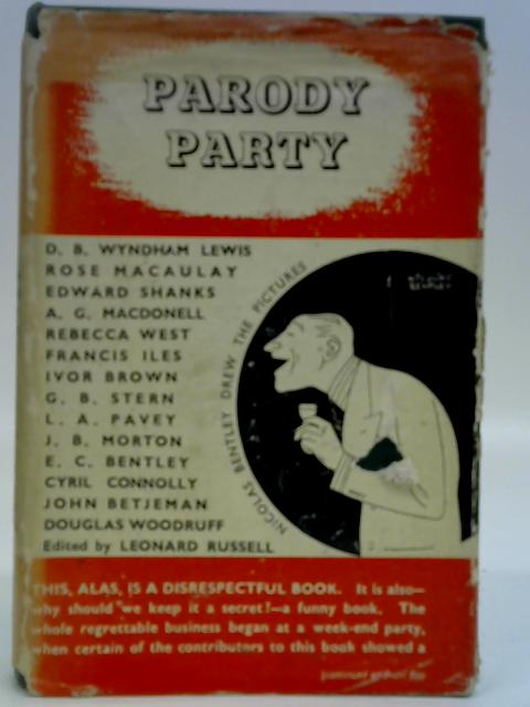 Parody Party By Leonard Russell