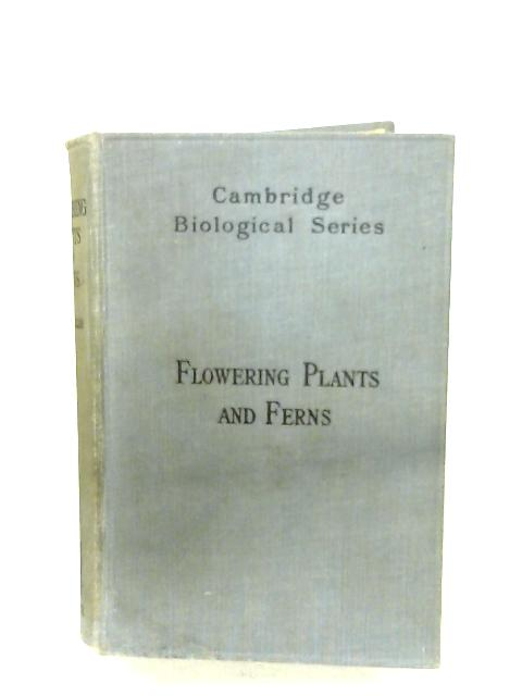 A Dictionary Of The Flowering Plants And Ferns By J. C. Willis