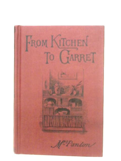From Kitchen To Garret By J. E. Panton